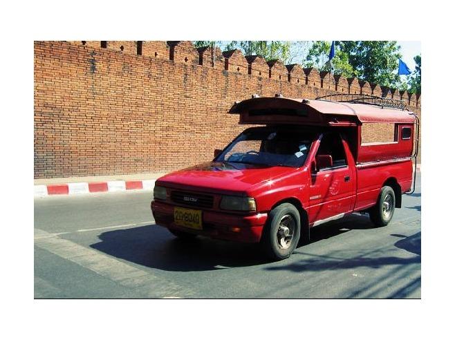 รถแดง/rót daeng