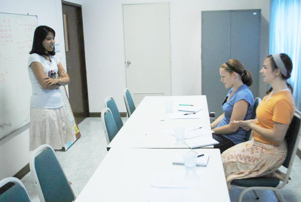 Thai class
