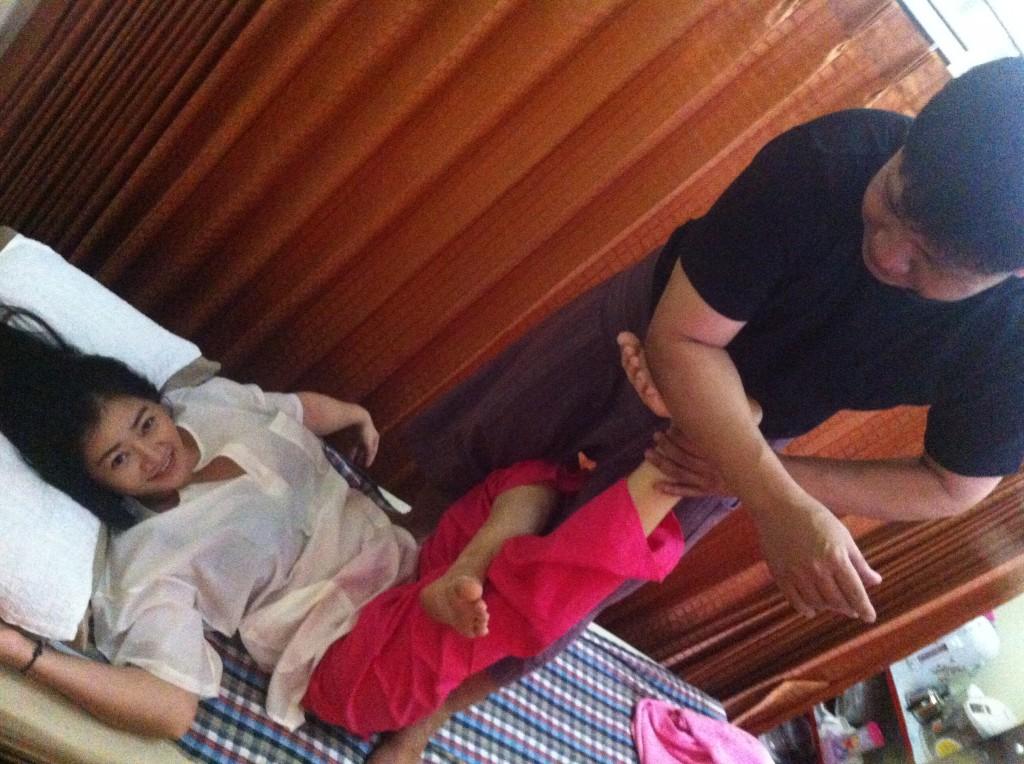 นวดไทย /Thai massage